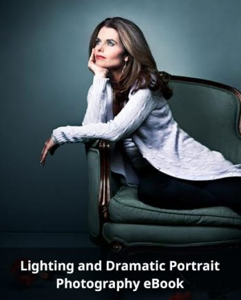 dramatic portrait photography
