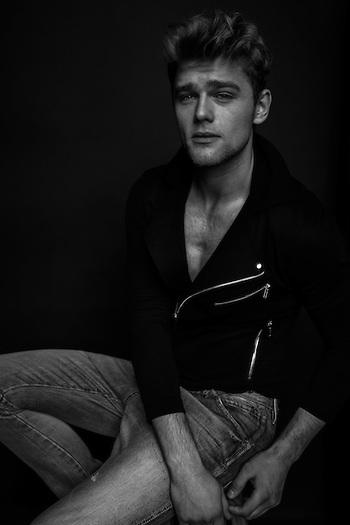 male model photo poses shoot