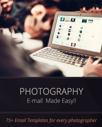 photography business email templates - 5