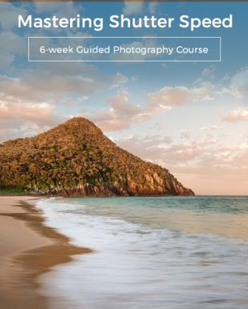 shutter speed photography course