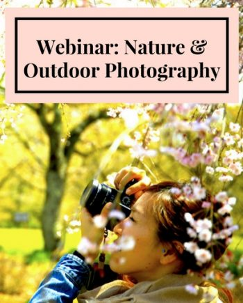 Webinar Nature photography